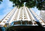 Hôtel São Paulo - Wall Street Apartments by Bnbhost-1