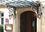 Hôtel 4 étoiles Rueil-Malmaison - Best Western Premier Trocadero La Tour-3