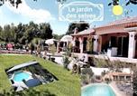 Hôtel Flayosc - Le Jardin des Selves-1