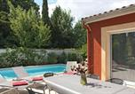 Location vacances Savasse - Three-Bedroom Holiday home Ancone with a Fireplace 05-3