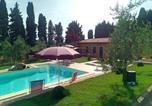Location vacances Terricciola - Stibbiolo Villa Sleeps 7 Pool Air Con Wifi-1