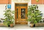 Hôtel Province de Murcie - Hotel La Parra-2