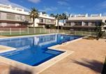 Location vacances Granja de Rocamora - Apartment with 2 bedrooms in Orihuela with shared pool enclosed garden and Wifi-1