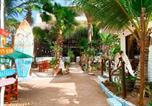 Hôtel Río Lagartos - Sirenas Caribbean Rooms Holbox-1
