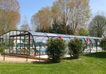 Camping avec Piscine couverte / chauffée Argenton-sur-Creuse - Camping Couleurs du Monde-1