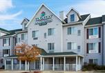 Hôtel Le Roy - Country Inn & Suites by Radisson, Bloomington-Normal Airport, Il-4