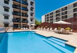 Location vacances Perth - Mounts Bay Waters Apartment Hotel-2