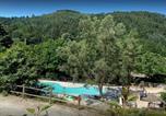 Camping avec Piscine Le Vigan - Camping la Salendrinque-2