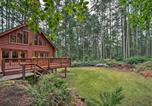Location vacances Shelton - Anderson Island Cabin on Half Acre with Fire Pit-2