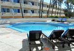 Hôtel Mazatlán - Hotel Las Jacarandas
