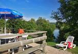 Camping avec Site nature Doucier - Camping Domaine de l'Epinette-4