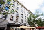 Hôtel Zurich - Townhouse Boutique Hotel-2