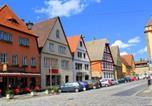 Hôtel Rothenburg ob der Tauber - Hocher Hotel & Cafe-2
