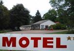 Hôtel Mesves-sur-Loire - Motel Les Broussailles-1