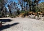 Camping  Acceptant les animaux États-Unis - Tentrr Signature Site - Mystic Mountain Redwood Grove Camp-4