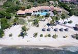 Location vacances Marigot - La Salamandre 4 - Lagoon front villa in Terres Basses with massive pool-2