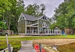 Location vacances Plymouth - Waterfront Island Home Close to Little Squam Lake!-1