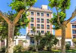 Hôtel Santa Susanna - Hotel Espanya Calella-4