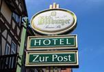 Location vacances Bad Pyrmont - Hotel zur Post-4