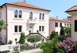 Hôtel Stanghella - B&B Villa Rosa-1