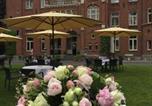 Hôtel Maldegem - Hotel Lodewijk Van Male-4