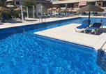 Location vacances Torremolinos - Apartamentos la Nogalera-2