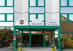 Hôtel Fresnes - B&B Hôtel Orly Rungis Aéroport-4