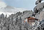 Hôtel Wiesen - Hotel Alpensonne - Panoramazimmer & Restaurant-1