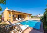 Location vacances Cala en Forcat - Villa Laura-2