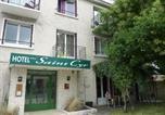 Hôtel Saint-Viâtre - Hôtel Saint Cyr-3