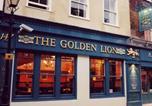 Hôtel Strood - The Golden Lion Wetherspoon-2