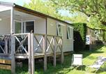 Camping avec Site nature Ucel - Camping Le Pastural-2
