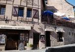 Hôtel Campouriez - Auberge Saint Jacques-1