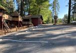 Location vacances Big Bear Lake - Cabin with Fireplace at Cozy Hollow 11-4