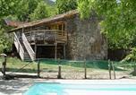 Camping  Naturiste Saint-Privat-de-Champclos - Naturistencentrum La Combe de Ferrière-3