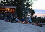 Camping avec Site nature Pujols - La Parenthèse - Camping Les Ormes-3