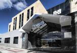 Location vacances Salamanque - Zenit Hall 88 Studios-4