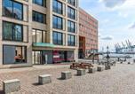 Hôtel Hambourg - Clipper Elb-Lodge Apartments Hamburg-4