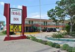 Hôtel New Buffalo - Travel Inn Motel Michigan City-1