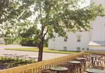 Hôtel La Baie - Auberge Val Menaud-4
