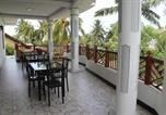 Location vacances Weligama - Privet Villa Lion Place in waligama has 10 beds rooms with one family rooms-4
