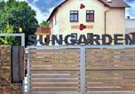 Location vacances Chrastava - Apartmá Sungarden Liberec-1