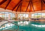 Hôtel Pecos - Best Western Plus Swiss Chalet Hotel & Suites-2