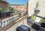 Location vacances Berlou - Three-Bedroom Holiday Home in Causses er Vayran-2