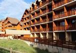 Location vacances Agnières-en-Dévoluy - Apartment Appartement 2 pieces 4 personnes grande terrasse sud 6-4