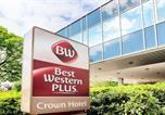 Hôtel Mönchengladbach - Best Western Plus Crown Hotel-1