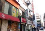 Hôtel Corée du Sud - Hansol Jongak-3