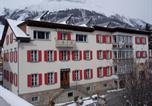 Hôtel Samedan - Hotel Trais Fluors-1