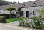 Location vacances Ouffet - Traditional Cottage in Ardennes with private terrace-1