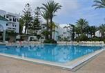 Hôtel Agadir - Les jardins d'Agadir Club-3